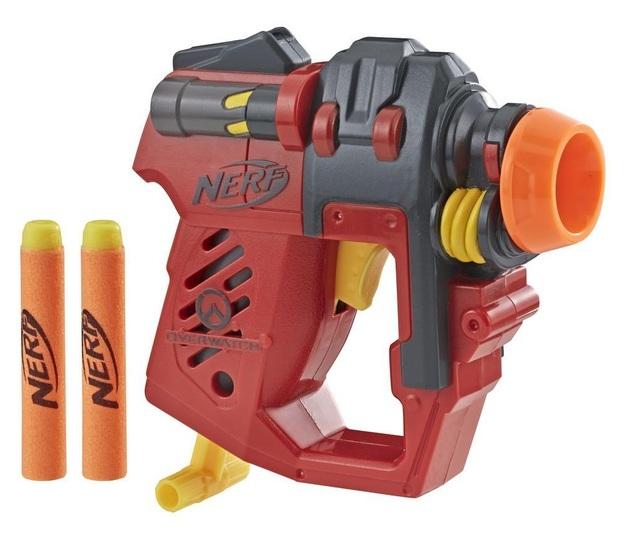Nerf Overwatch: Microshot Blaster - Torbjorn
