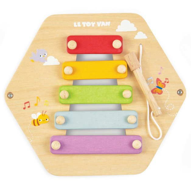 Le Toy Van: Wooden Activity Tile - Xylophone