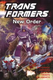 Transformers by Bob Budiansky image