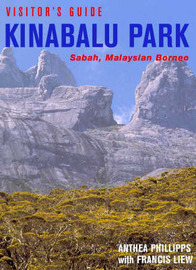 Visitor's Guide to Kinabalu Park by Anthea Phillipps image