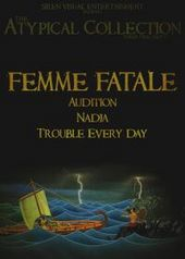 Femme Fatale - The Atypical Collection (3 Disc Box Set) on DVD