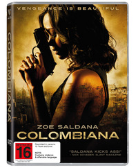 Columbiana on DVD