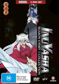 Inuyasha Season 6 Part 2 Collection (Fatpack) on DVD image
