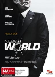 New World on DVD