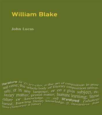 William Blake by John Lucas image