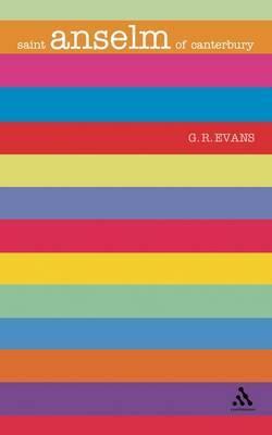 Anselm by G.R. Evans