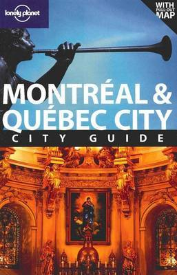 Montreal and Quebec City by Regis St Louis