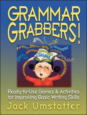 Grammar Grabbers! by Jack Umstatter image