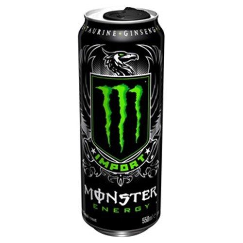 Monster Resealable 550ml Can