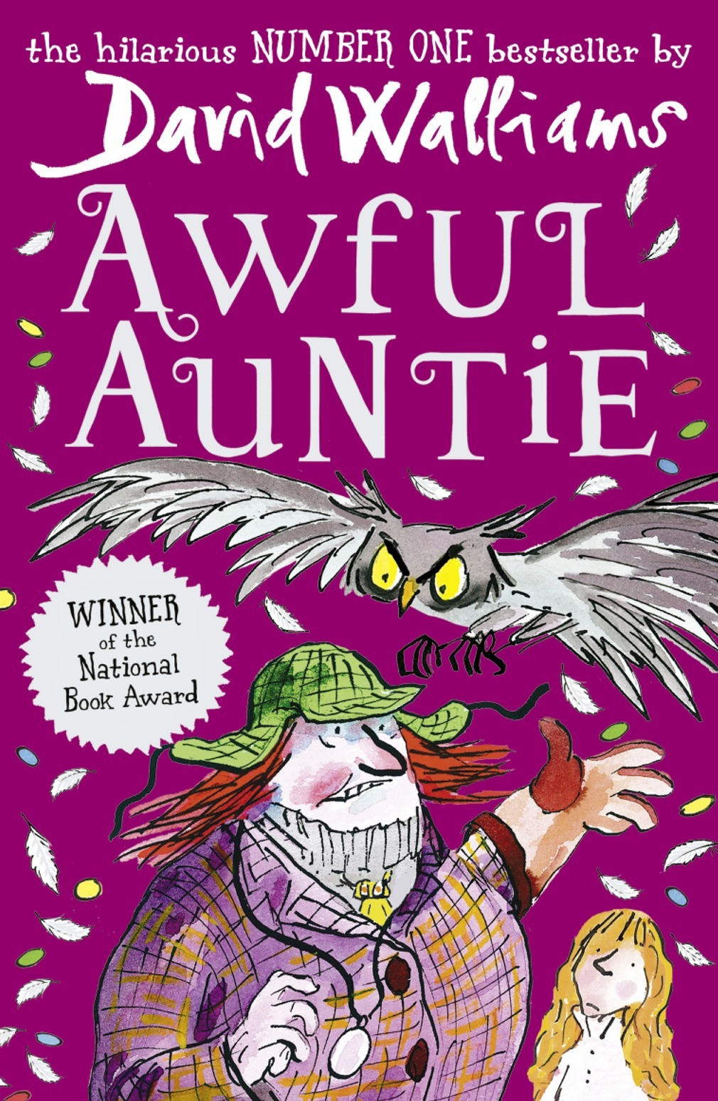Awful Auntie by David Walliams image