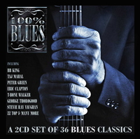 100% Blues by Various image