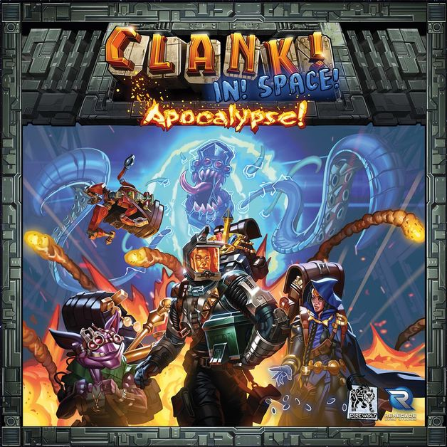 Clank in Space - Apocalypse Expansion