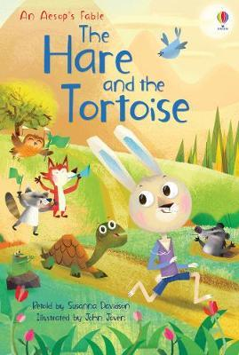 The Hare and the Tortoise by Susanna Davidson image