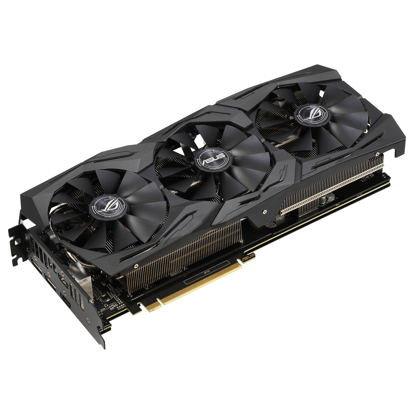 ASUS GeForce Strix RTX 2060 OC Edition 6GB Graphics Card image