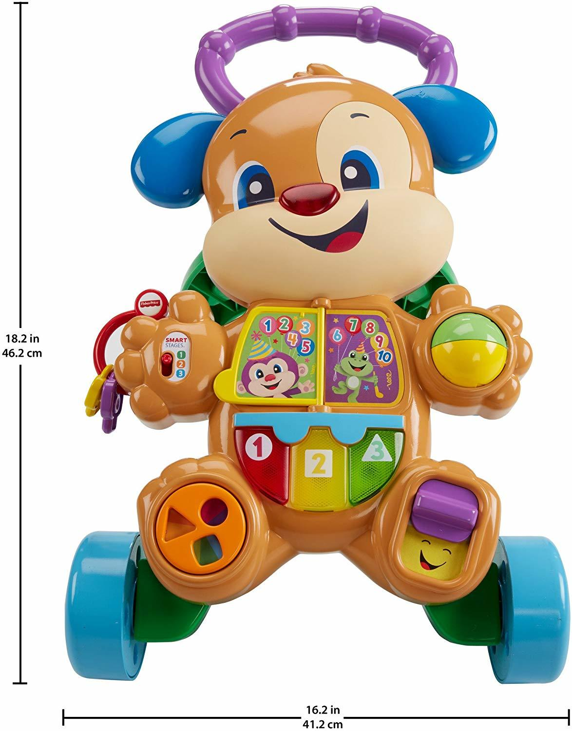 Fisher-Price: Laugh & Learn - Learn with Puppy Walker image