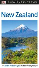 DK Eyewitness Travel Guide New Zealand by DK Travel
