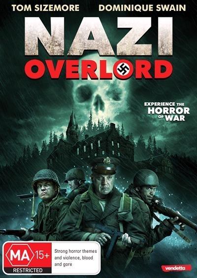 Nazi Overlord on DVD