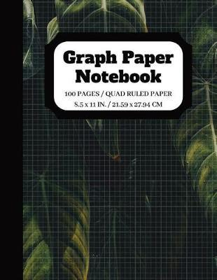 Graph Paper Notebook by Johan Publishers image
