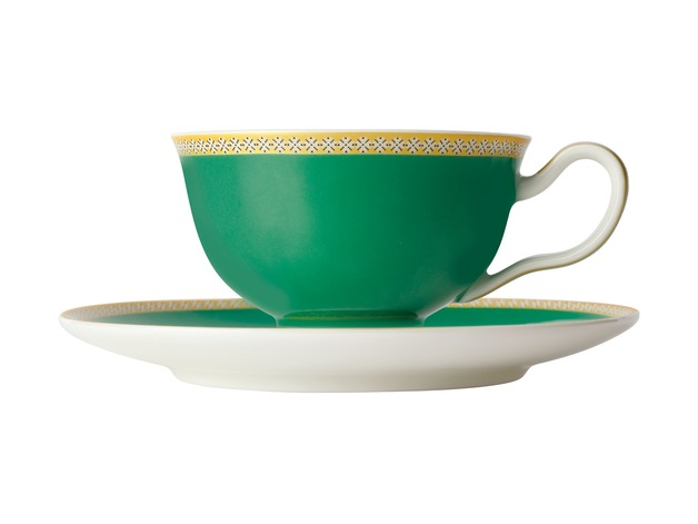 Maxwell & Williams: Teas & C's Contessa Classic Cup & Saucer - Green