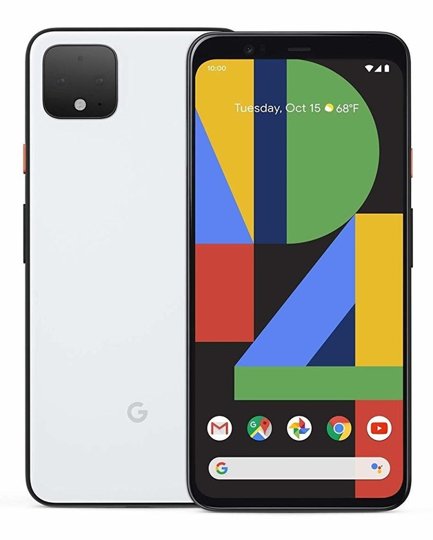 Google: Pixel 4 - 128GB (White)