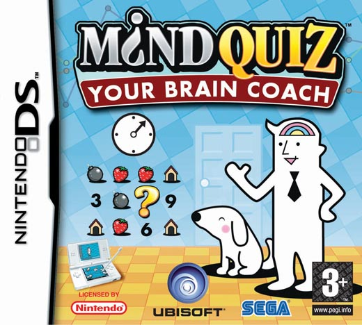 Mind Quiz: Your Brain Coach for Nintendo DS image