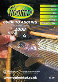Get Hooked Guide to Angling in South West England by Graham Sleeman image