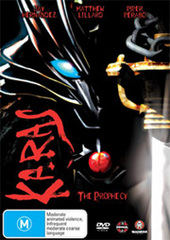 Karas - Vol. 1 on DVD