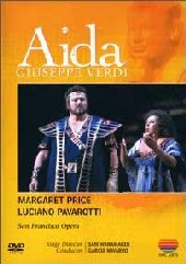 Giuseppe Verdi - Aida ( San Francisco Opera) on DVD