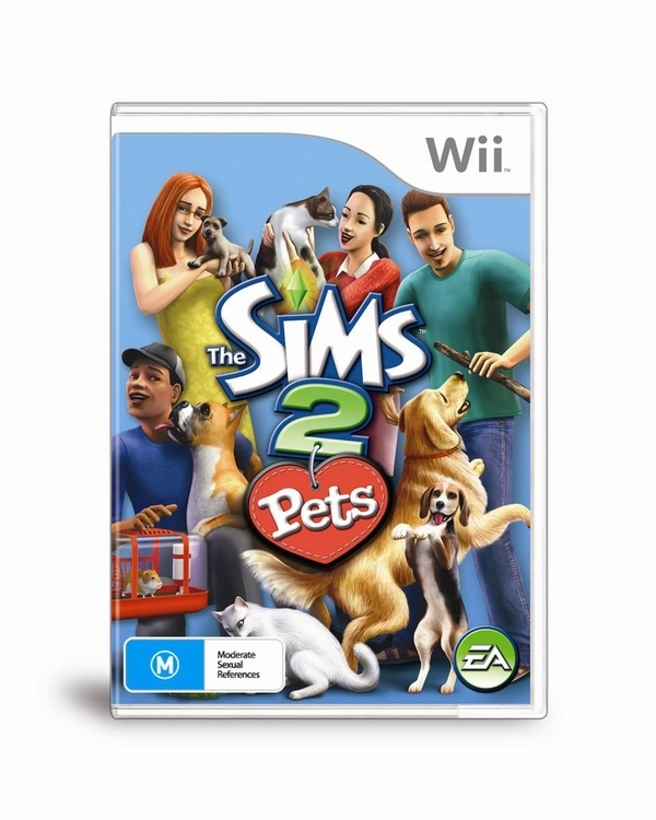 The Sims 2: Pets for Nintendo Wii