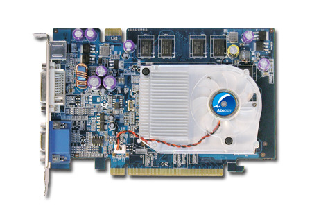 Albatron 6800GE 256MB DDR TV Out PCIE