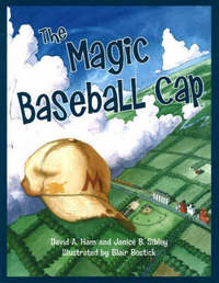 The Magic Baseball Cap by David A. Ham image