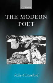The Modern Poet by Robert Crawford image