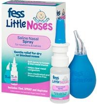 Fess Little Noses Spray & Asp. (15ml Bottle)