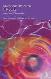 Educational Research in Practice by Joanna Swann image