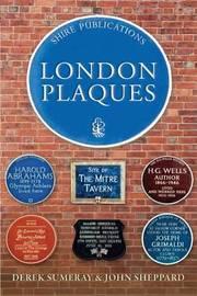 London Plaques by Derek Sumeray image