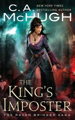 The King's Imposter by C McHugh image