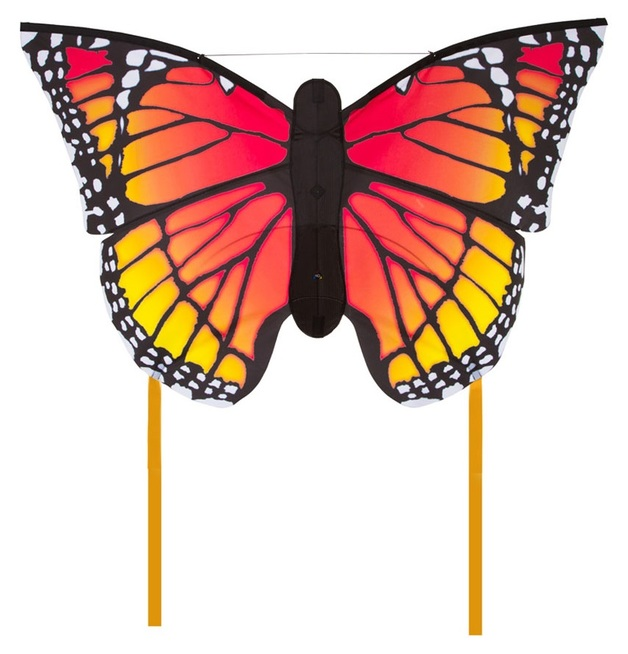 HQ Single Line Kites Large Butterfly Monarch (130cm)