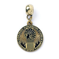 Fantastic Beasts Charm Magical Congress (antique brass plated)