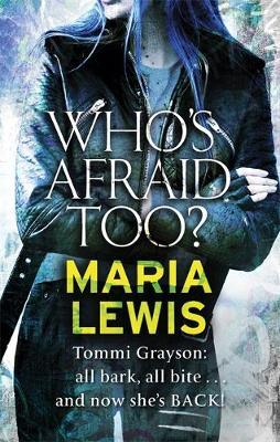Who's Afraid Too? by Maria Lewis image