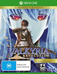 Valkyria Revolution Limited Edition for Xbox One