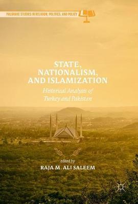 State, Nationalism, and Islamization by Raja M. Ali Saleem image