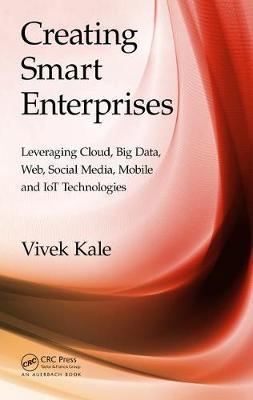 Creating Smart Enterprises by Vivek Kale image