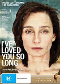 I've Loved You so Long on DVD