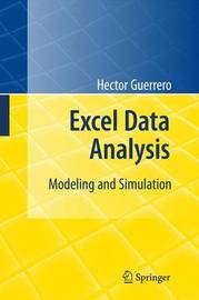 Excel Data Analysis by Hector Guerrero image