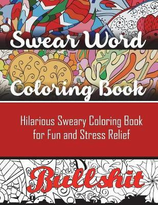 Swear Word Coloring Book By Adult Books Image