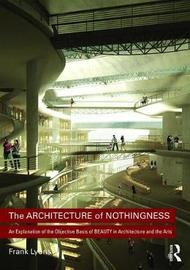 The Architecture of Nothingness by Frank Lyons