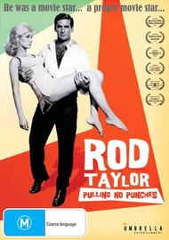 Rod Taylor: Pulling No Punches on DVD