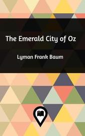 The Emerald City of Oz by Lyman Frank Baum image