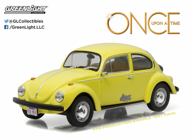 1/43: Volkswagen Beetle - Once Upon A Time - Diecast Model