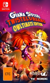 Giana Sisters: Twisted Dreams Ultimate Edition for Nintendo Switch